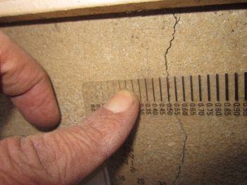 外部・床下の基礎検査