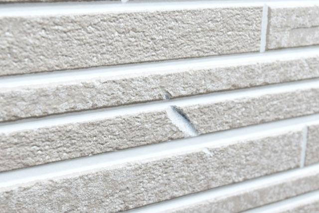 外壁材のシーリング