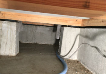 床下の基礎