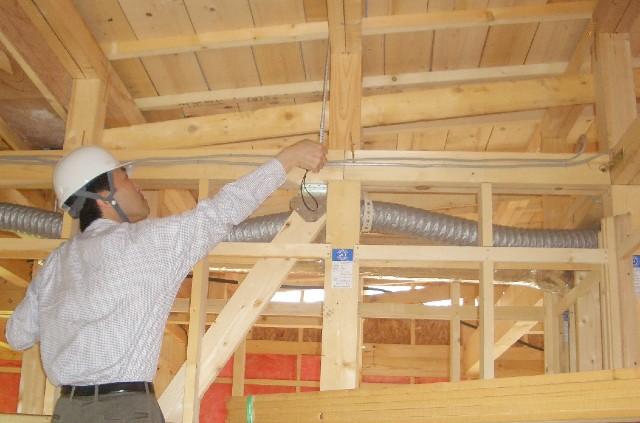 梁など横架材の検査ポイント